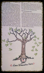 The Love Tree Clear Stamps - Joy Clair - 10