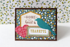 Rustic Occasions Sentiments Clear Stamps - Joy Clair - 6