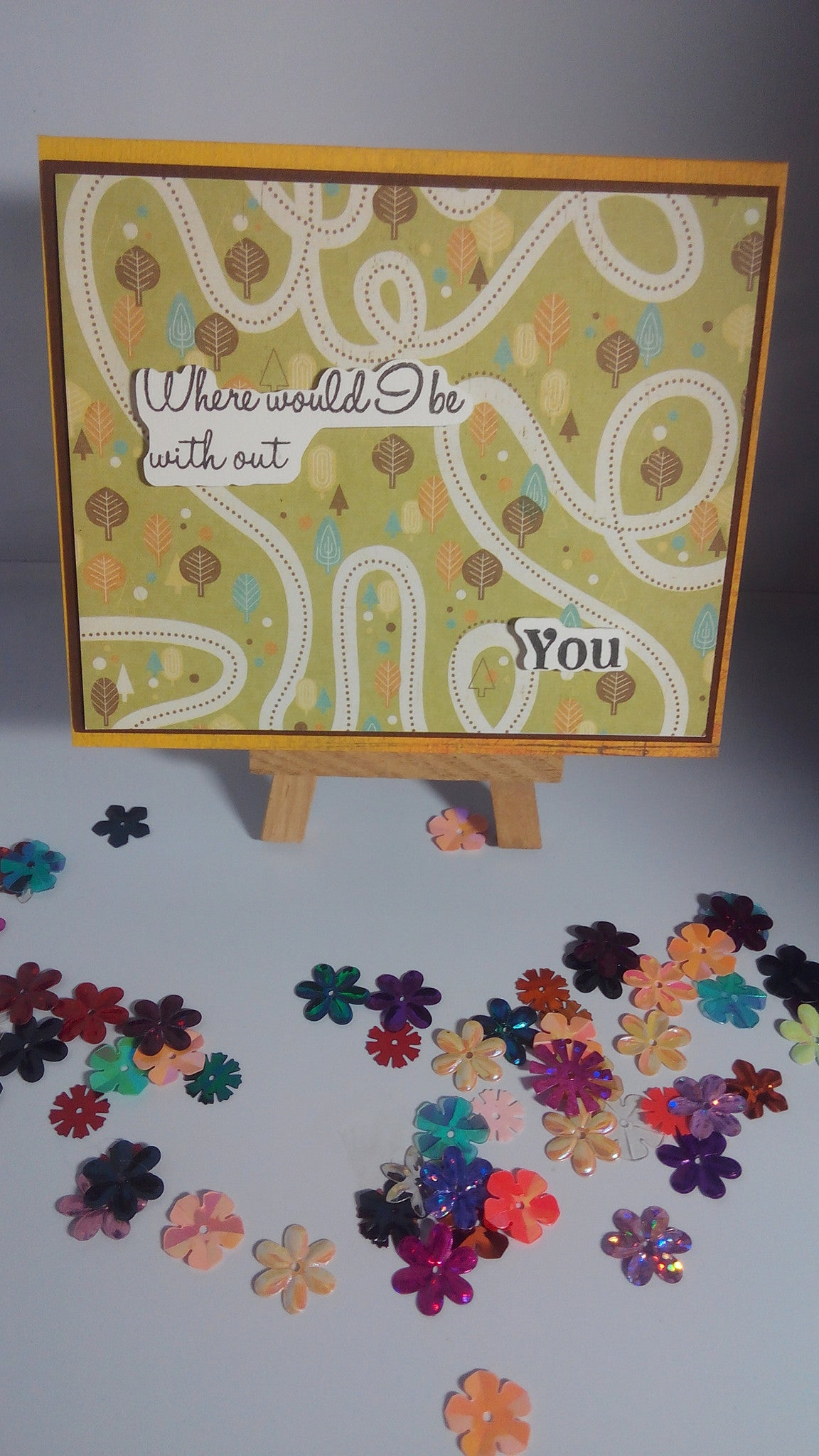 You and Me Sentiments Clear Stamps - Joy Clair - 9