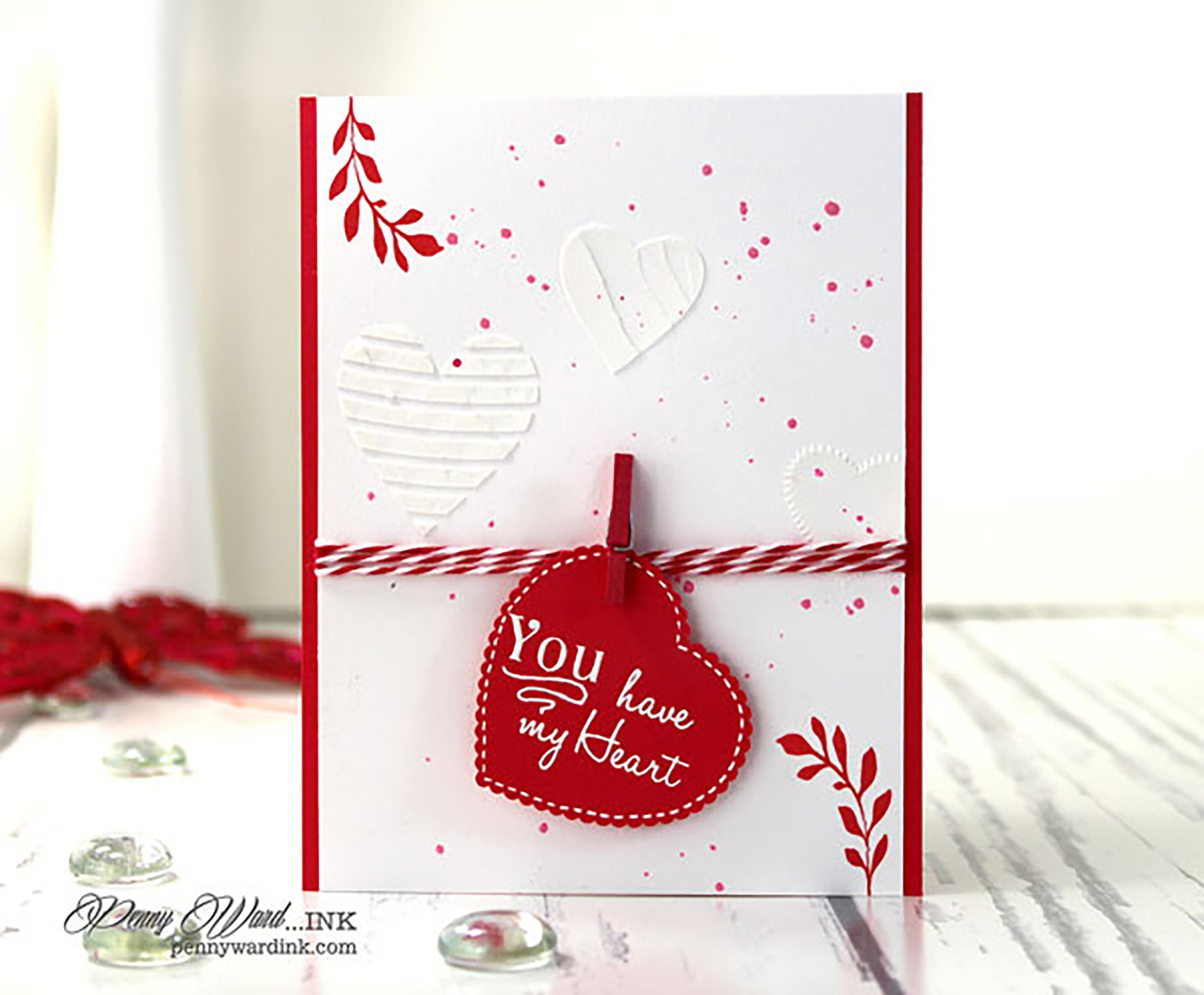 You and Me Sentiments Clear Stamps - Joy Clair - 5
