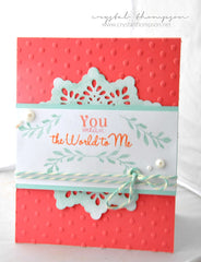 You and Me Sentiments Clear Stamps - Joy Clair - 11
