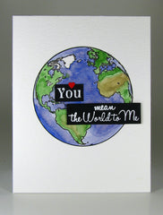 You and Me Sentiments Clear Stamps - Joy Clair - 2