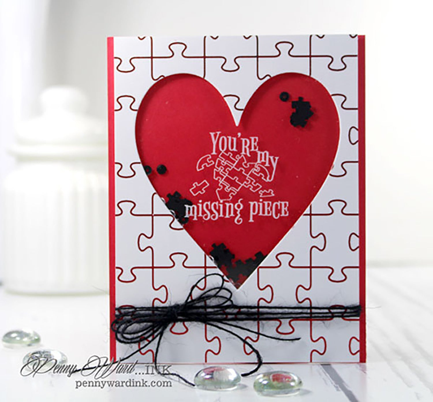 Love Quotes Clear Stamps - Joy Clair - 10