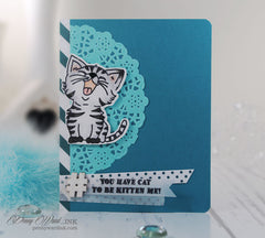 Just Kitten Around Clear Stamps - Joy Clair - 14