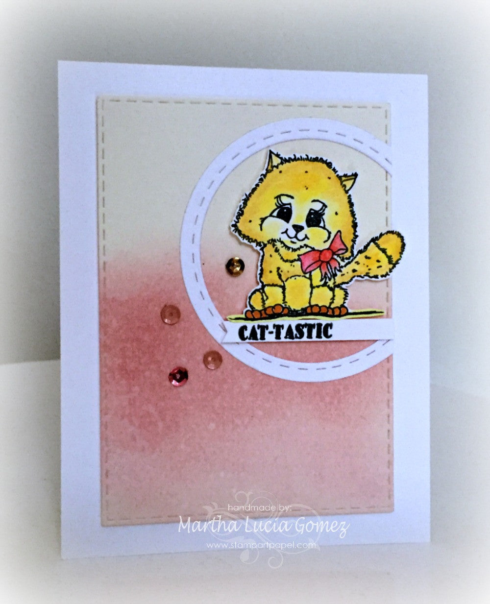 Just Kitten Around Clear Stamps - Joy Clair - 13