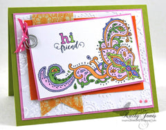 Clear Stamps - Bandana Bits Clear Stamps - Joy Clair - 4
