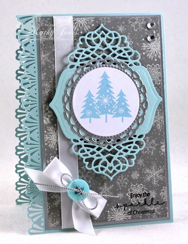 Christmas Wishes Clear Stamps - Joy Clair - 2