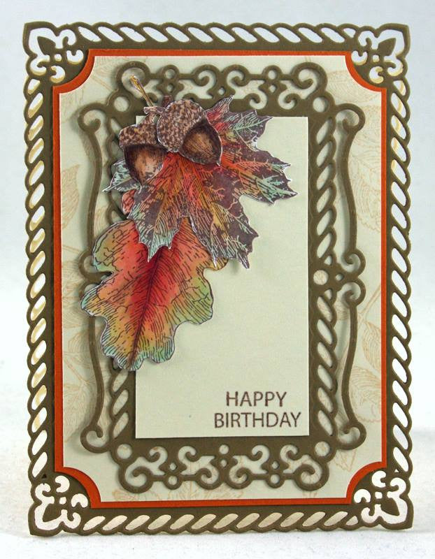 Hello Autumn Clear Stamps - Joy Clair - 5