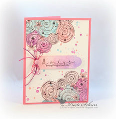 Hugs and Smiles Clear Stamps - Joy Clair - 6