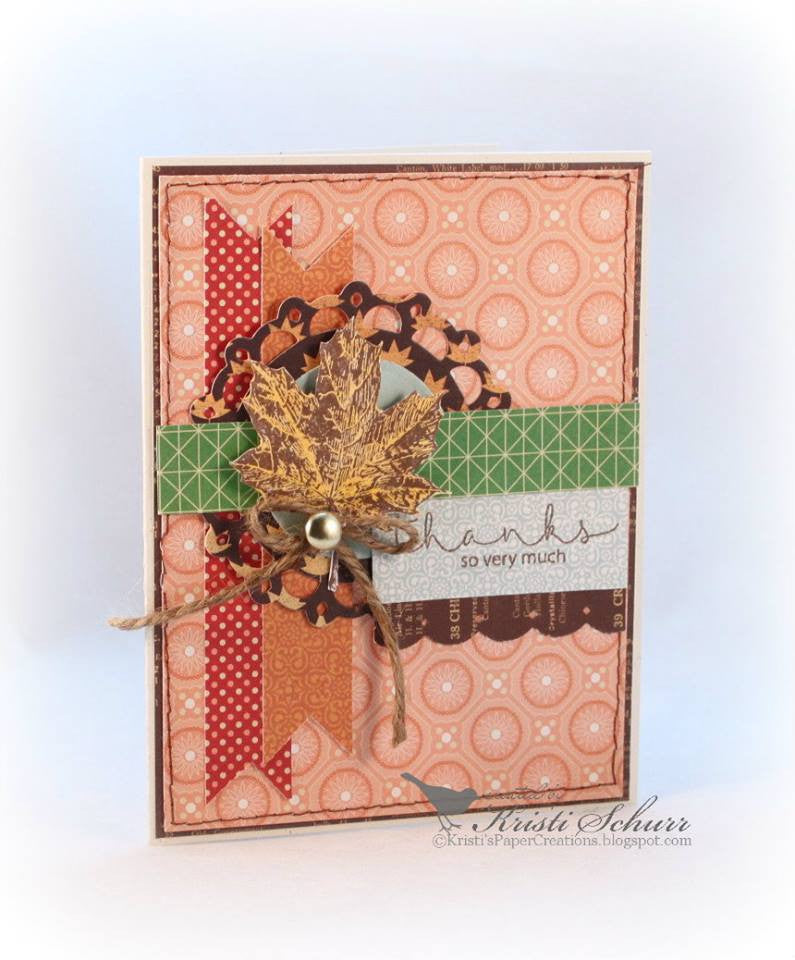 Thank You for Everything Clear Stamps - Joy Clair - 3