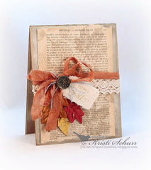 Hello Autumn Clear Stamps - Joy Clair - 6