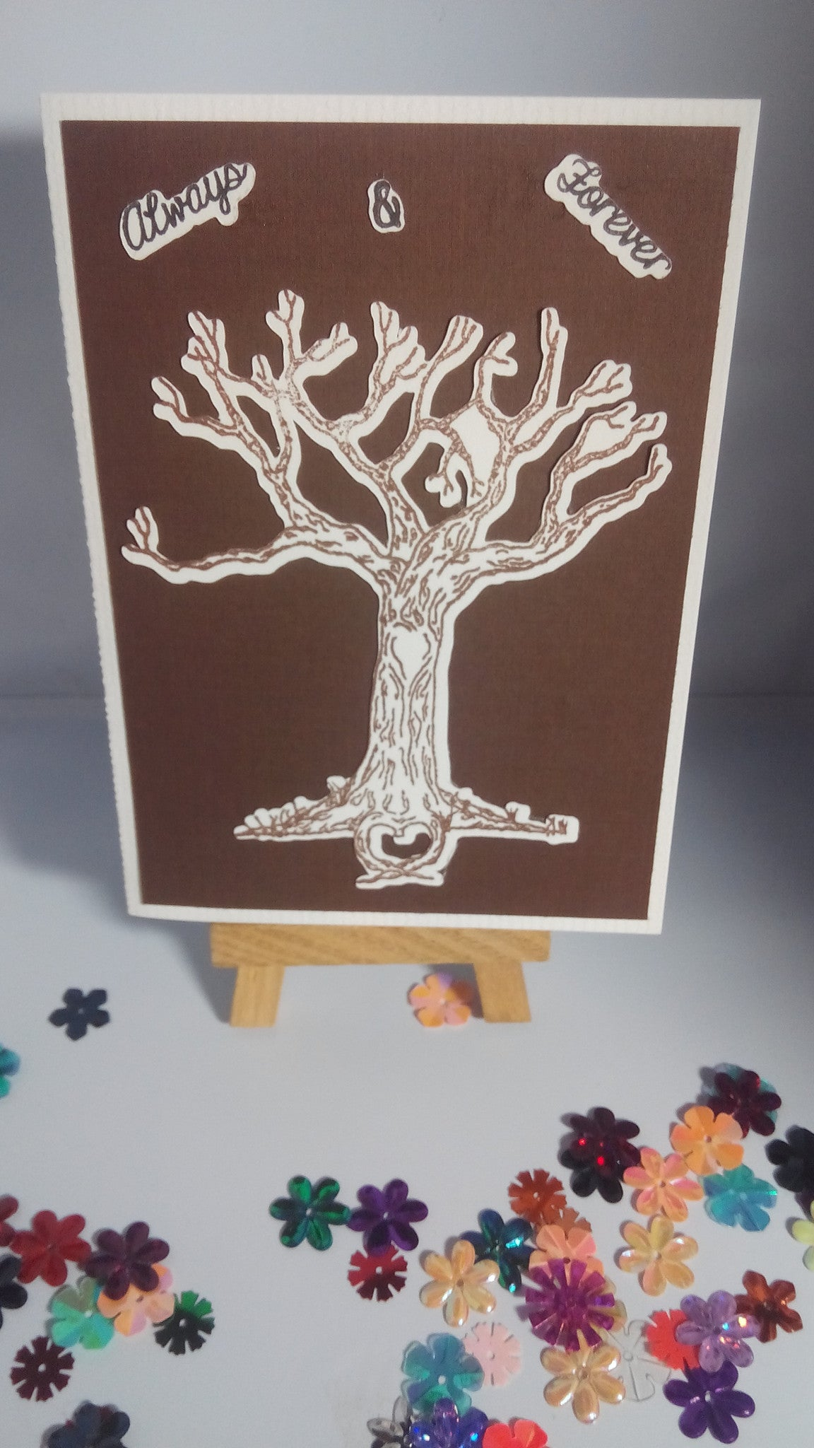 The Love Tree Clear Stamps - Joy Clair - 5