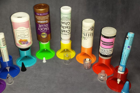Large Tier Glue Holder
