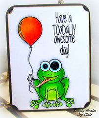 Hoppy Birthday Clear Stamps - Joy Clair - 2