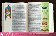 Clear Stamps - Child of the King | Bible Journaling Clear Stamp - Joy Clair - 3