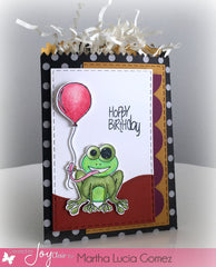 Hoppy Birthday Clear Stamps - Joy Clair - 4