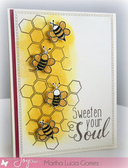 Clear Stamps - Bee Kind | Bible Journaling Clear Stamps - Joy Clair - 6