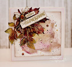 Hello Autumn Clear Stamps - Joy Clair - 7