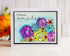 Hugs and Smiles Clear Stamps - Joy Clair - 4