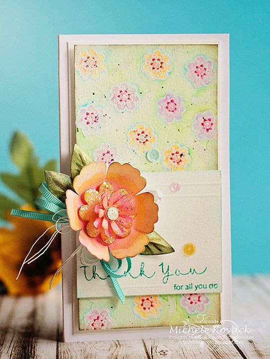 Thank You for Everything Clear Stamps - Joy Clair - 2