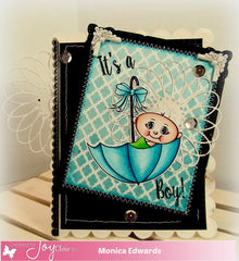 Oh Baby Clear Stamps - Joy Clair - 5