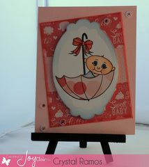 Oh Baby Clear Stamps - Joy Clair - 2