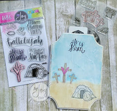 My redeemer | Bible Journaling Clear Stamps