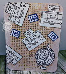 Send Me | Bible Journaling Clear Stamps