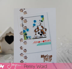 Puppy Love Clear Stamps - Joy Clair - 4