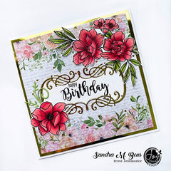Floral Friendship Digital Set