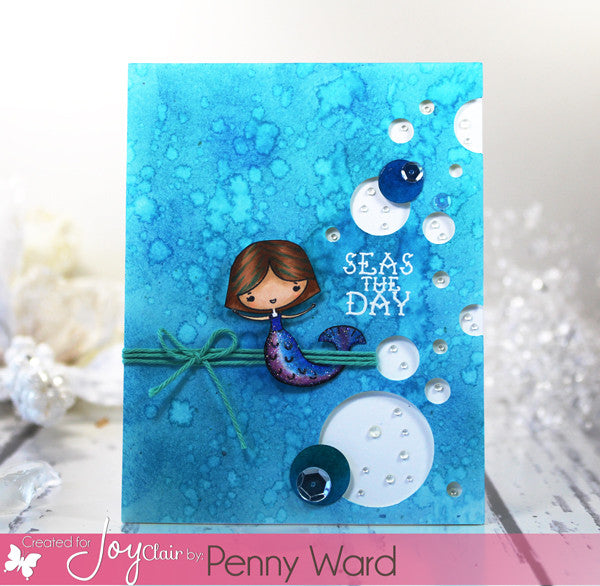 Seas the Day Clear Stamps - Joy Clair - 12