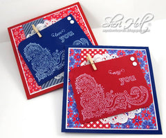 Clear Stamps - Bandana Bits Clear Stamps - Joy Clair - 3