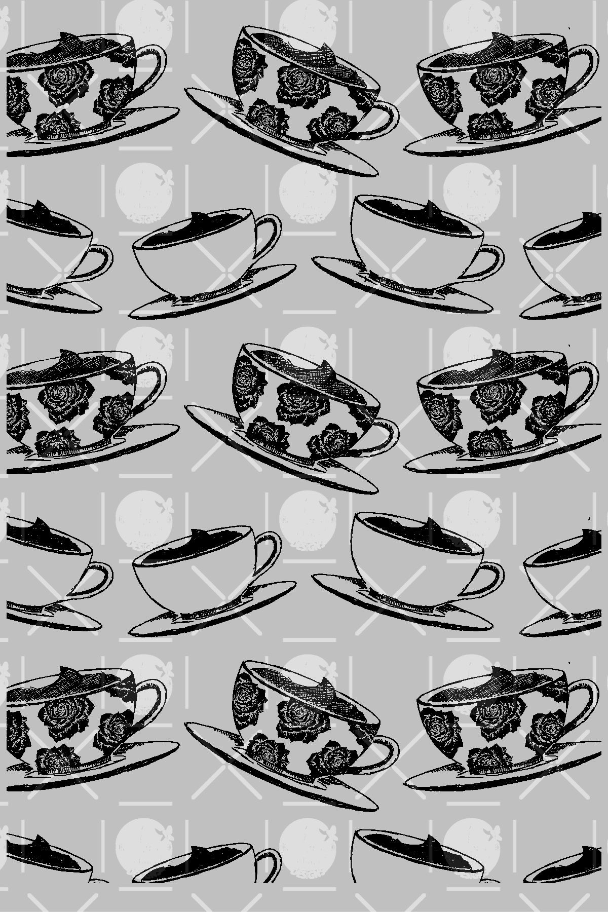 Tea Party Background