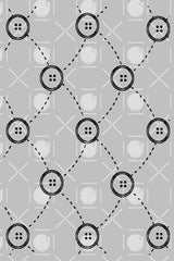 Tufted Buttons Background