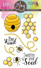 Bee Kind | Bible Journaling Clear Stamps