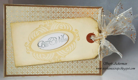 Wedding Wishes Clear Stamps