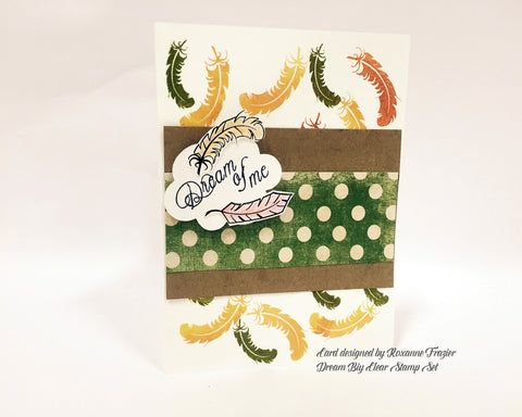 Dream Big Clear Stamps