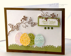 Easter Eggs Clear Stamps - Joy Clair - 18
