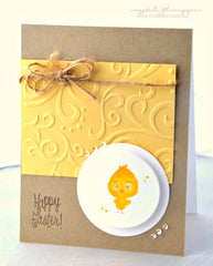 Happy Easter Clear Stamps - Joy Clair - 15