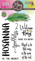 Hosanna  | Bible Journaling Clear Stamp