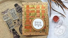 Salt and the Light | Bible Journaling Clear Stamps