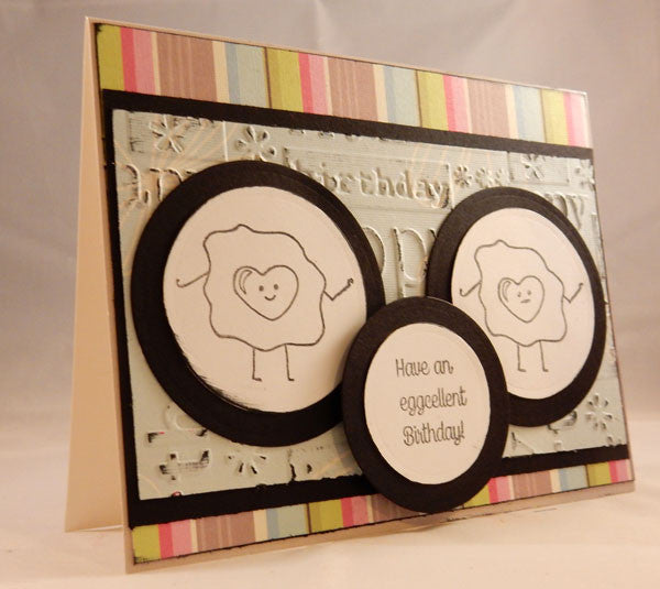Breakfast Friends Forever Clear Stamps - Joy Clair - 7