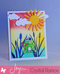 Hoppy Birthday Clear Stamps - Joy Clair - 6