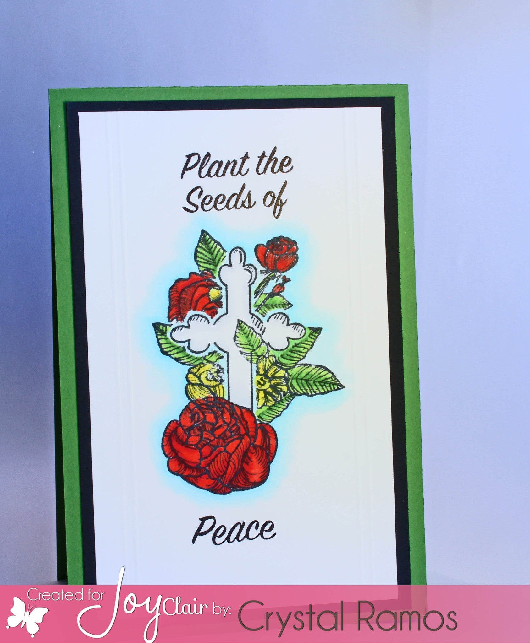 Clear Stamps - Seeds of Faith | Bible Journaling Clear Stamps - Joy Clair - 10