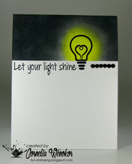 Clear Stamps - Let the Light Shine | Bible Journaling Clear Stamps - Joy Clair - 7