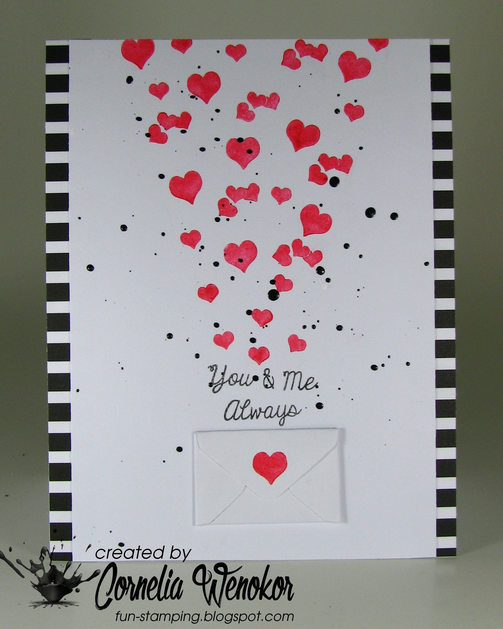 The Love Tree Clear Stamps - Joy Clair - 14