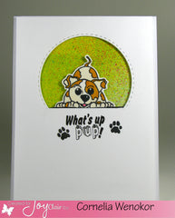 Puppy Love Clear Stamps - Joy Clair - 3