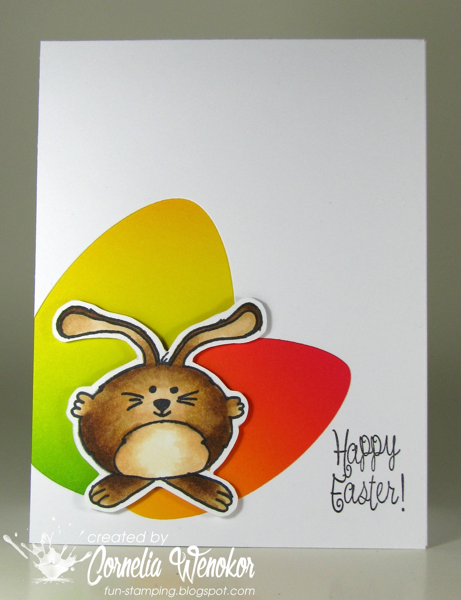 Happy Easter Clear Stamps - Joy Clair - 10