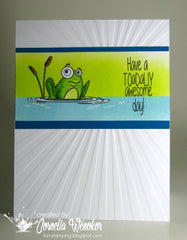 Hoppy Birthday Clear Stamps - Joy Clair - 9