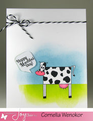 Mother's Day Clear Stamps - Joy Clair - 3